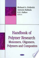 Handbook Of Polymer Research Book PDF