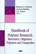 Handbook of Polymer Research