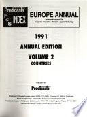 Predicasts F&S Index Europe