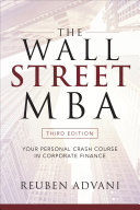 The Wall Street MBA, Third Edition: Your Personal Crash Course in Corporate Finance Pdf/ePub eBook