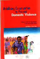 Mobilising Communities to Prevent Domestic Violence Book PDF