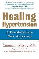 Healing Hypertension Book