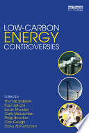Low Carbon Energy Controversies Book