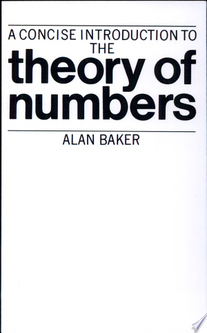 Free Download A Concise Introduction to the Theory of Numbers PDF - Writers Club