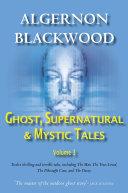 Ghost, Supernatural & Mystic Tales Book