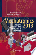 Mechatronics 2013 Book