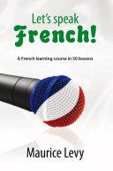 Pdf Let's speak French! Telecharger