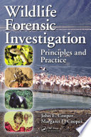 Wildlife Forensic Investigation Book