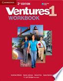 Ventures Level 1 Workbook with Audio CD  , Volume 1