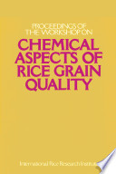 Chemical Aspects of Rice Grain Quality