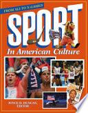 Sport in American Culture Book