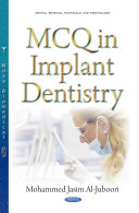 MCQ in Implant Dentistry Book