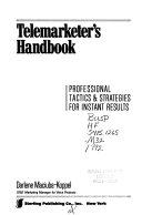 Telemarketer S Handbook