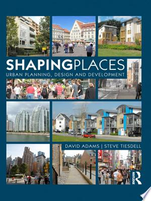 Shaping Places banner backdrop
