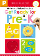 Write and Wipe Practice  Get Ready for Pre K  Scholastic Early Learners