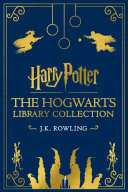 The Hogwarts Library Collection Book