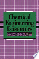Chemical Engineering Economics