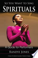 So You Want to Sing Spirituals