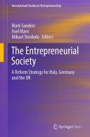 The Entrepreneurial Society Pdf/ePub eBook