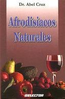 Afrodisiacos Naturales
