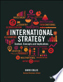Cover of International Strategy