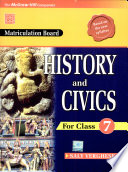 His. & Civ. For Class Vii (Ma