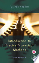 Introduction to Precise Numerical Methods