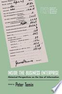Inside the Business Enterprise