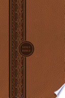 Thinline Reference Bible Mev
