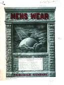 Men's wear. [semi-monthly]