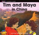 Tim and Maya in China