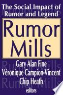 Rumor Mills Book