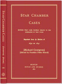 Star Chamber Cases