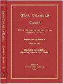Star Chamber Cases