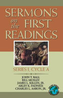 Sermons on the First Readings  Cycle A