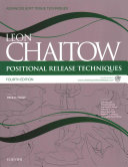 Positional Release Techniques Book PDF