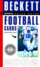 The Official Price Guide To Football Cards 2002