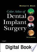 Color Atlas of Dental Implant Surgery - E-Book