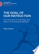 The Goal of Our Instruction Book