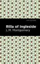 Pdf Rilla of Ingleside Telecharger