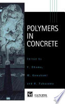 Polymers in Concrete Book