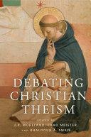 Debating Christian Theism Pdf/ePub eBook