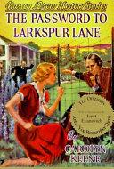 The Password to Larkspur Lane image