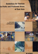 Guidelines for Tourism in Parks and Protected Areas of East Asia