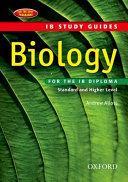 IB Study Guide: Biology 2nd Edition