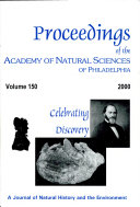 Proceedings of the Academy of Natural Sciences