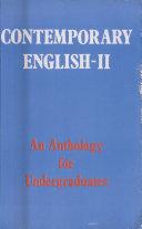 Contemporary English II