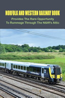 Norfolk And Western Railway Book