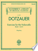 Exercises for the violoncello