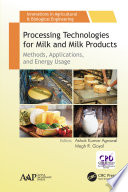 Processing Technologies for Milk and Milk Products Book